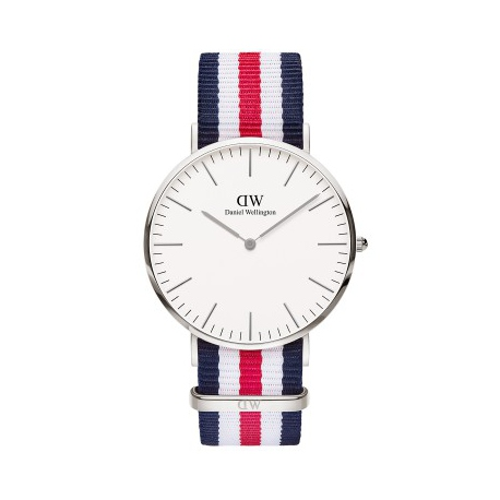 DANIEL WELLINGTON CANTERBURY 40MM