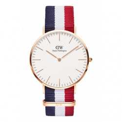 DANIEL WELLINGTON CAMBRIDGE 40 MM.