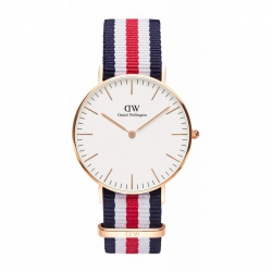DANIEL WELLINGTON CANTERBURY 36 MM