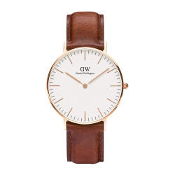 DANIEL WELLINGTON CLASSIC ST MAWES 36 MM.