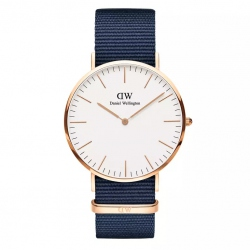 DANIEL WELLINGTON CLASSIC BAYSWATER 40 MM ROSE