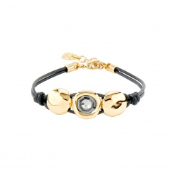 PULSERA UNO DE 50 TOO MUCH ORO