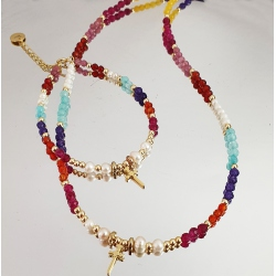PULSERA LUXENTER CRUZ