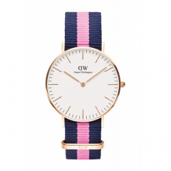 DANIEL WELLINGTON WINCHESTER ROSE 36 MM.